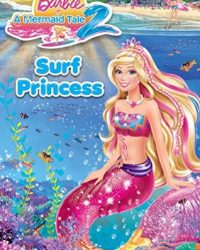 Surf Princess Barbie by Chelsea Eberly
